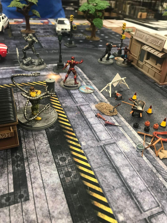 Marvel Crisis Protocol: Playing the Game