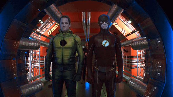Flash and Reverse-Flash