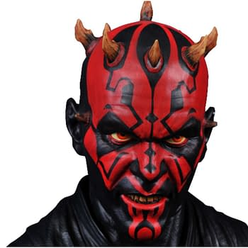 Darth Maul, Sabine, and Mandalorian Get New Star Wars DST Statues