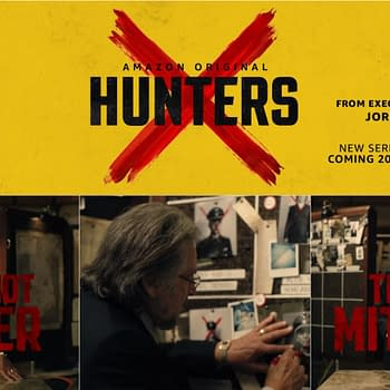 Hunters: For Al Pacinos Nazi Hunter The Mission Isnt Murder: This Is Mitzvah [PREVIEW]
