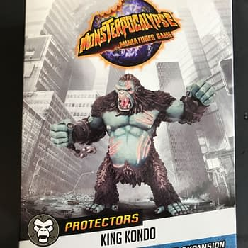 Monsterpocalypse Going Ape Over King Kondo (REVIEW)