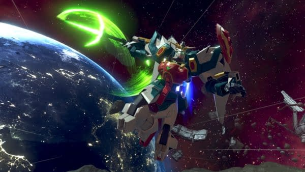 Almost Every Era You Could Want: We Review Gundam Versus