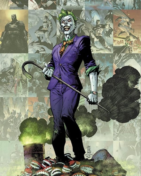 The Joker 80th Anniversary 100-Page Super Spectacular Will Feature Punchline