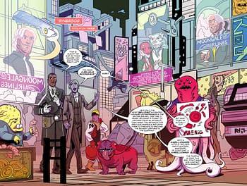 The Doorman - Issue 010012-13