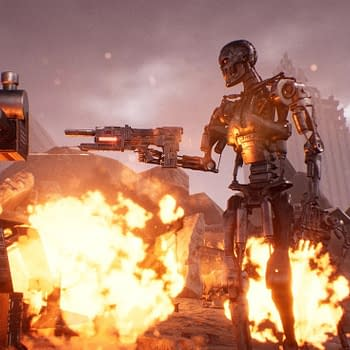 """Terminator Resistance"" Receives An Announcement Trailer"