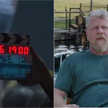 The Walking Dead Season 10: Jeffrey Dean Morgan Michael Cudlitz &#038 More Take Viewers BTS [VIDEO]