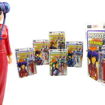 Toynami Brings Naruto Robotech Acid Rain Mega Man and More to SDCC