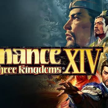 """""""Romance Of The Three Kingdoms XIV"""" Gets New Diplomacy Features"""