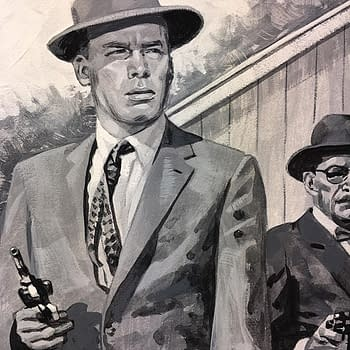 "Ed Brubaker, Sean Phillips and Jacob Phillips Launch ""Pulp"" in May 2020"