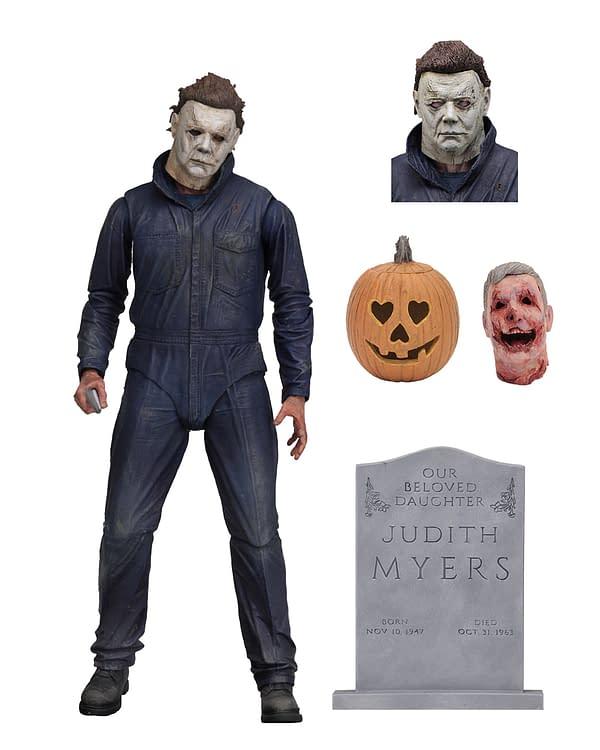 NECA Halloween Michael Myers 1