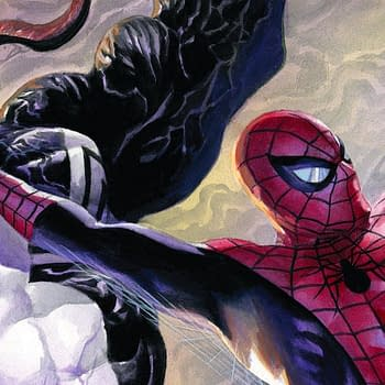Amazing Spider-Man #792 cover by Alex Ross