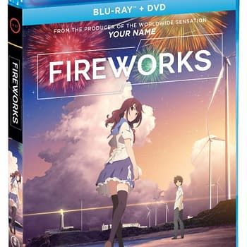 Shout Factory and GKIDS Bring Genki Kawamuras Fireworks to Blu-ray in November