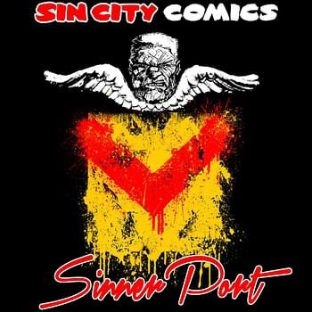 Sin City Comic Shop Opens in Wales as Junky Comics Closes in Australia