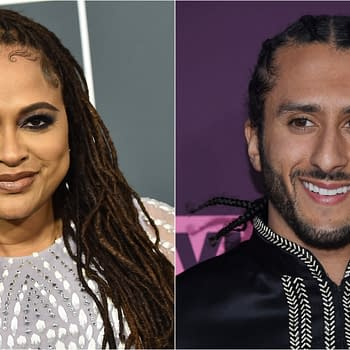 Colin Kaepernick Ava DuVernay to Develop Series on EX-NFL QBs Life