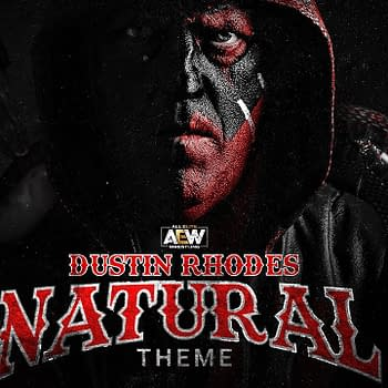 "OFFICIAL AEW ENTRANCE THEME | ""THE NATURAL"" DUSTIN RHODES"