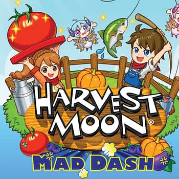"""""""Harvest Moon: Mad Dash"""" Receives A Release Date"""