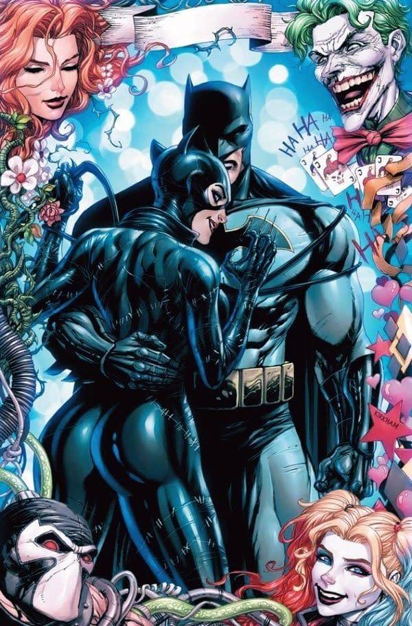 A Few More Batman #50 Wedding Covers from Jorge Jimenez, Jason Fabok, and Frank Cho