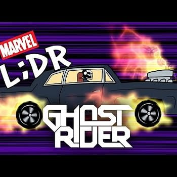 Robbie Reyes Ghost Rider The Focus Of New TLDR