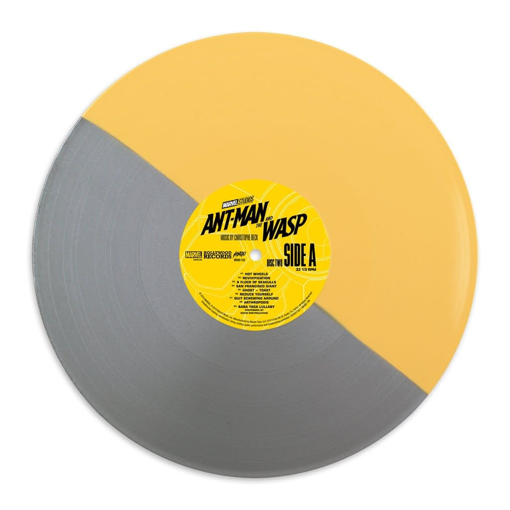 Mondo Music Release of the Week: Ant-Man and the Wasp!
