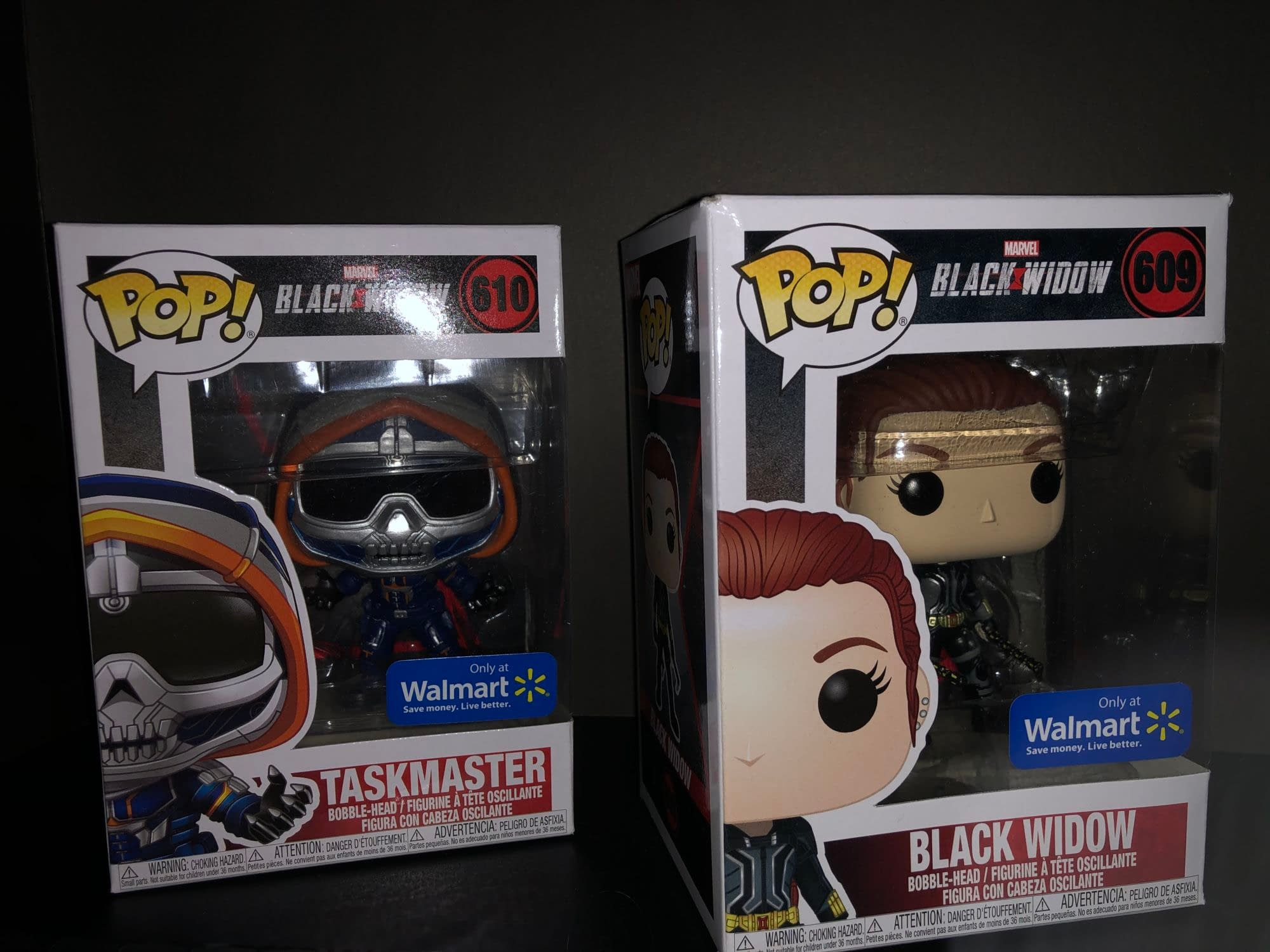 Black Widow Funko