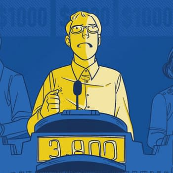 jeopardy form of a question graphic novel