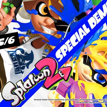 The Splatoon 2 Special Demo is returning to the eShop at the end of April.