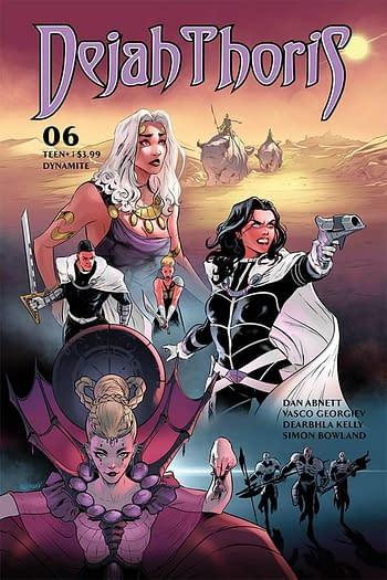 Dejah Thoris #6 Cover B