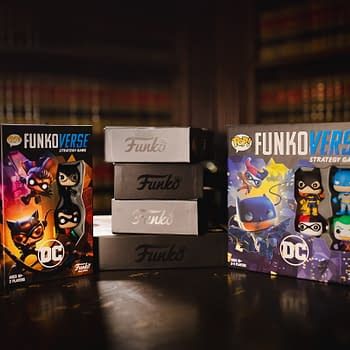 Funkoverse Game Series Launched Expansions Coming