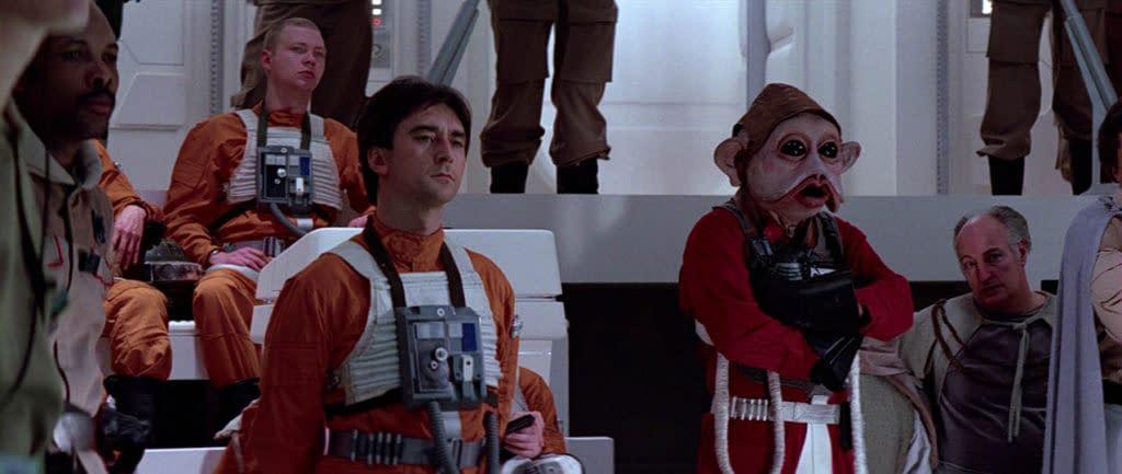 """Star Wars: Resistance Reborn"" – Wedge Antilles Is Back! And #SpaceMarried"
