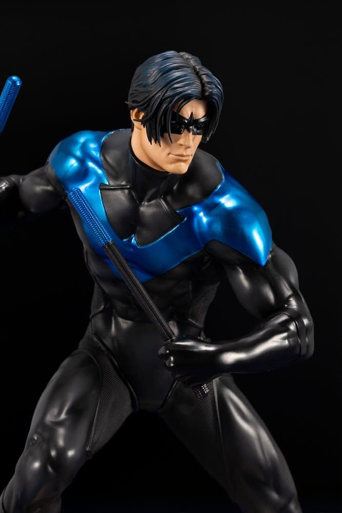 Nightwing and the Teen Titans Are Coming Soon to Kotobukiya
