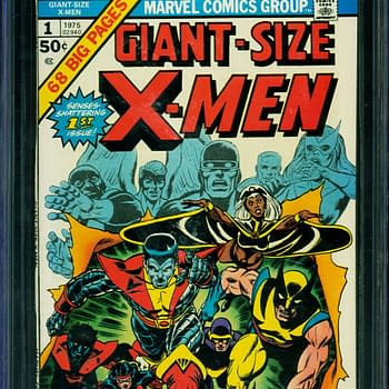 Own X-Men History with CGC 9.6 Giant-Sized X-Men #1 on ComicConnect