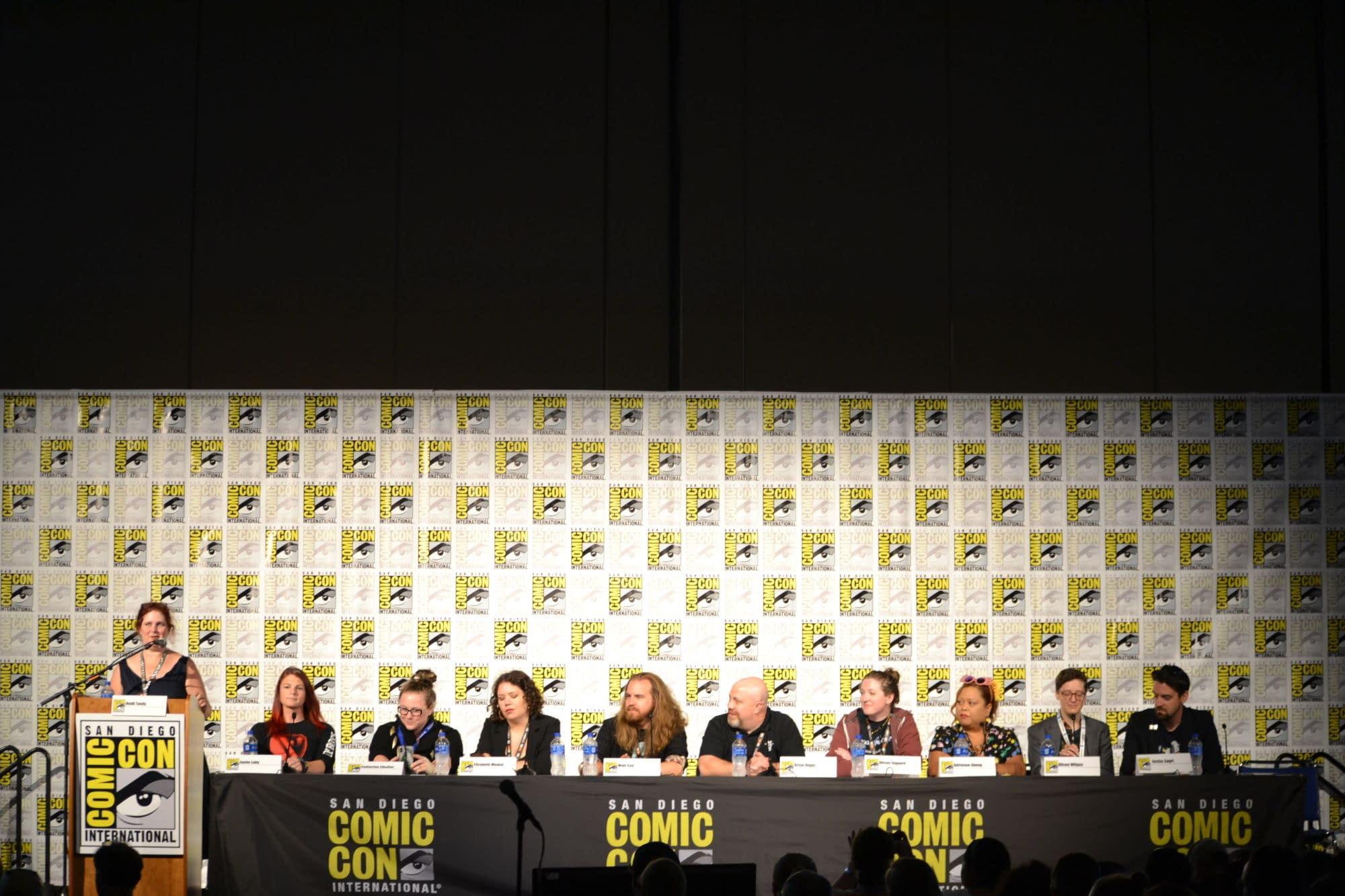 SDCC 2019 Harry Potter Fandom Panel - Has The Fandom Outgrown Their Canon?