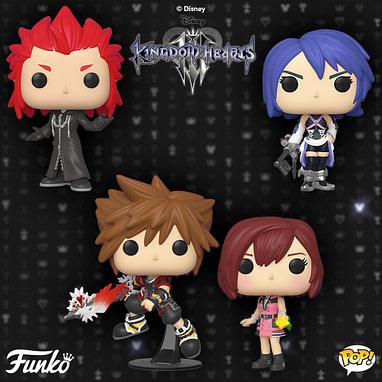 Disney: Funko Pop 2019, Toy NUEVO Lea Kingdom Hearts 3