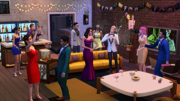 The Sims 4 Launch a New Trailer for Their Seasons Pack