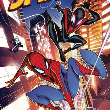 Did Marvel Comics Block Sina Grace From Writing IDWs Spider-Man