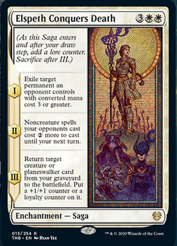 """Another Round: """"Theros: Beyond Death"""" Previews: """"Magic: The Gathering"""""""