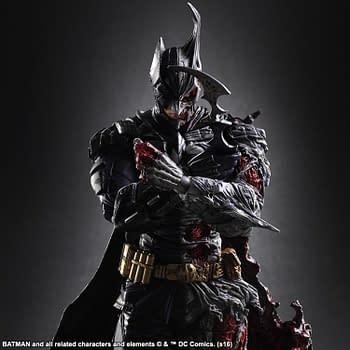 Square Enix Play Arts Kai Batman FigureTwo-Face