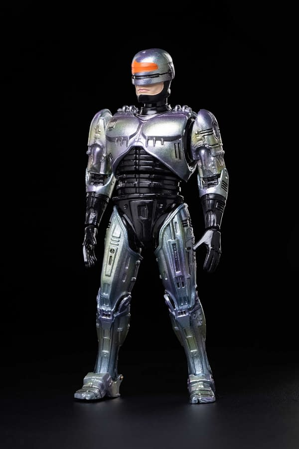 RoboCop 2 Kick Me Variant SDCC 2020 PX Exclusive from Hiya Toys