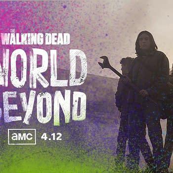 The Walking Dead: World Beyond Sets April Premiere Date