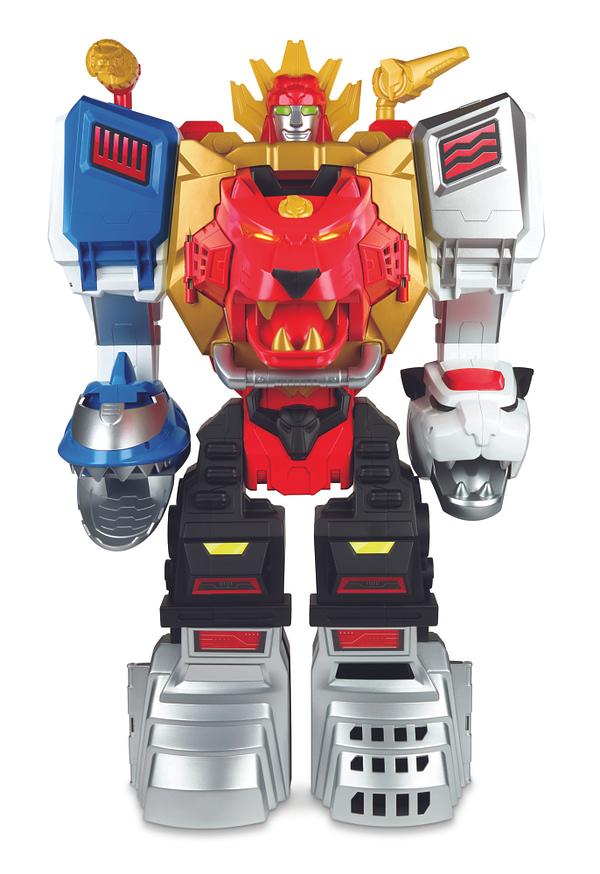 Hasbro Announces Two New Power Rangers Toys Ahead of Toy Fair