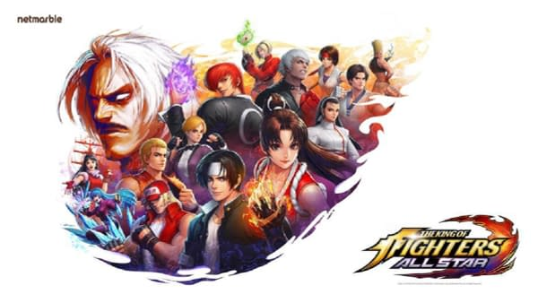 """""""The King Of Fighters AllStar"""" Launches Today On Mobile"""