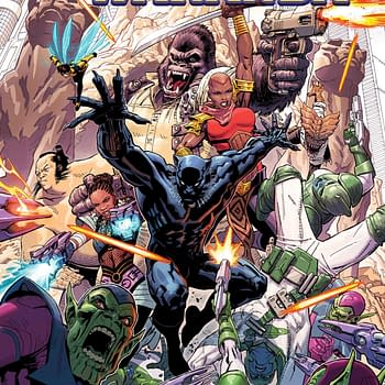 There's No Issue of the Agents of Wakanda Ongoing in Marvel's May Solicits