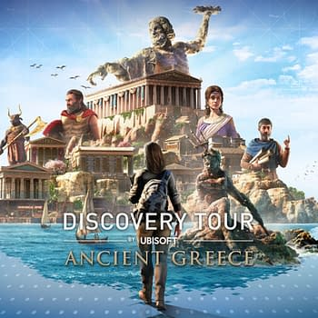 """Ubisoft Announces """"Discovery Tour: Ancient Greece"""" September Release"""