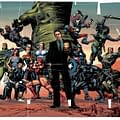 That Marvel Divided We Fall 2016 Jigsaw In Full (With A Few Missing Pieces)