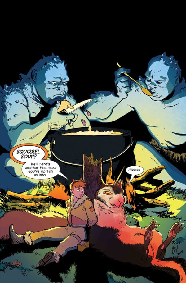 Unbeatable Squirrel Girl to End at Issue #50