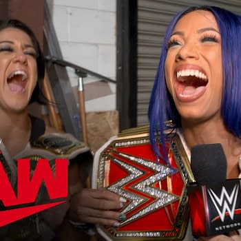 WWE Raw 7/27/20 Report Part 3: Friendship is Magic