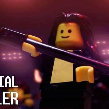 Bohemian Rhapsody Trailer in LEGO