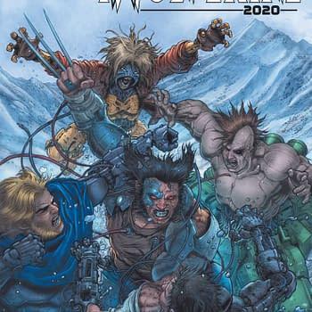 2020 iWolverine Will be Written by Larry Hama, Star Albert and Elsie Dee