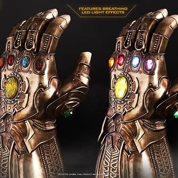 Hot Toys Infinity Gauntlet 4