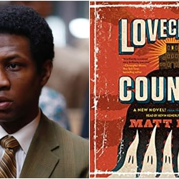 Hostiles Jonathan Majors Taking HBOs Journey Through Lovecraft Country
